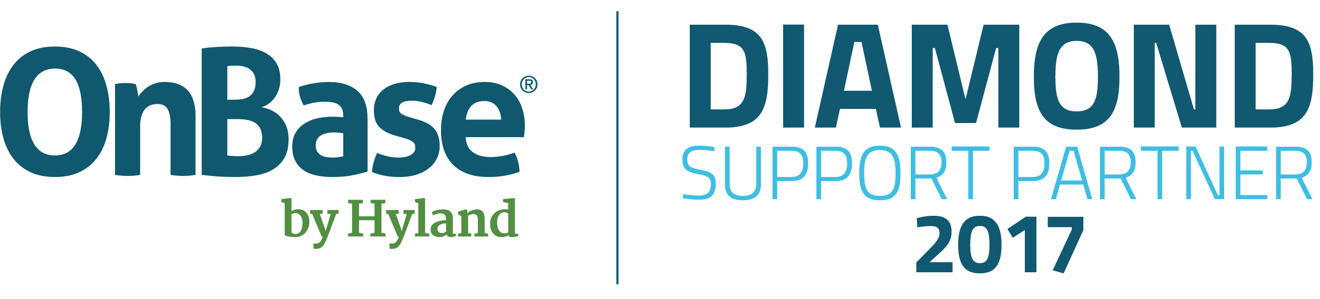 OnBase by Hyland Diamond Support Partner